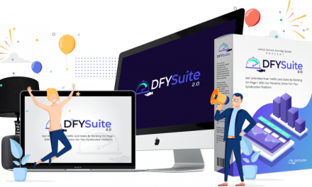 get Buyer traffic dominate page 1 dfysuite 2.o review